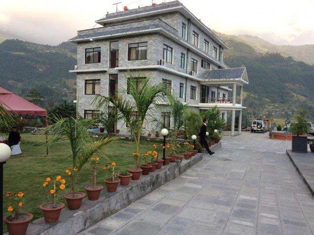 gateway himalaya hotel besisahar nepal