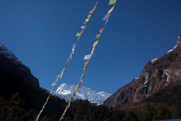himal chuli nang mountain