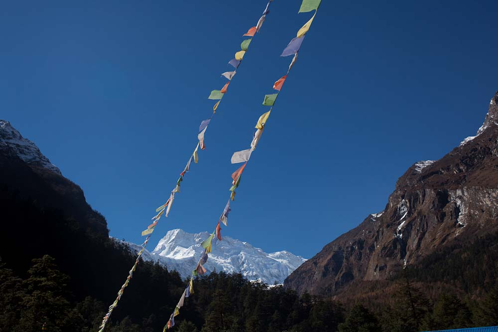 himal chuli nang mountain