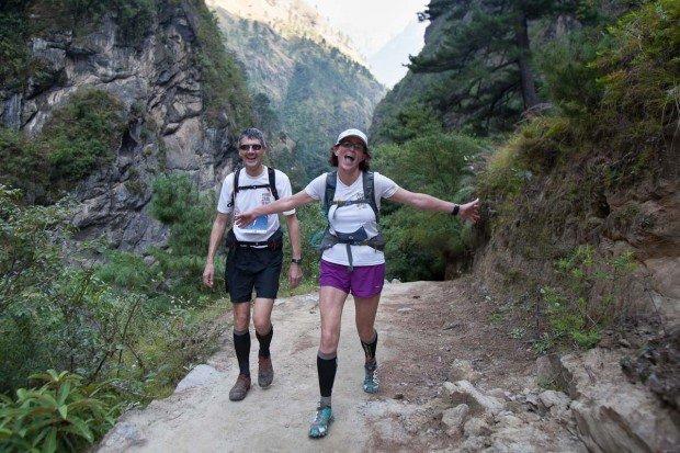 shona macdonald manaslu trail race nepal